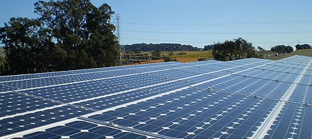 Our Solar Panel